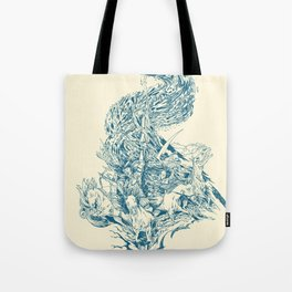 Horsemen of the Apocalypse Tote Bag