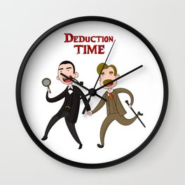 Deduction Time Wall Clock