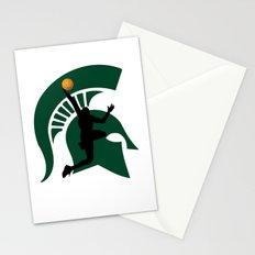 Michigan Basketball Stationery Cards