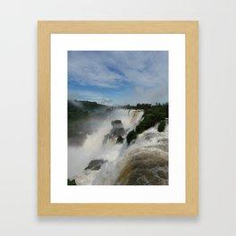 Foz De Iguazu, Argentina Framed Art Print