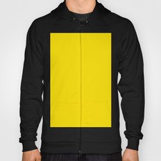 Vivid yellow Hoody