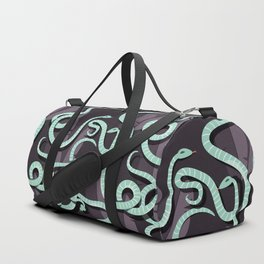 Snakes pattern 003 Duffle Bag