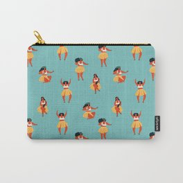 Hula dancers Carry-All Pouch
