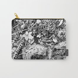 Inky Undergrowth Carry-All Pouch