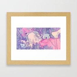 We Break Easy Framed Art Print