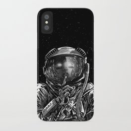 The Secrets of Space iPhone Case