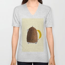 Kettle coconut Unisex V-Neck