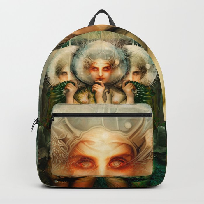 """The Chimera"" (or ""Faith"") Original Full Version HR Backpack"