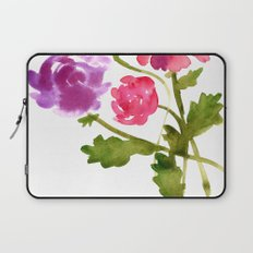 Floral No. 1 Laptop Sleeve