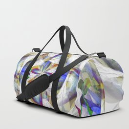 A Day Lily Gone Wild Duffle Bag