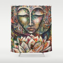 Creative Goddess from Gathering of the Creatives Shower Curtain