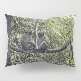 Monkey Love Pillow Sham