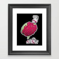 Neurogenesis Framed Art Print