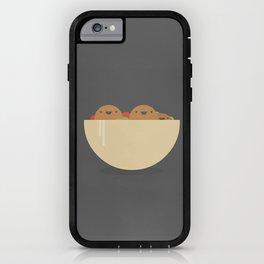Tasty food like Falafel iPhone Case