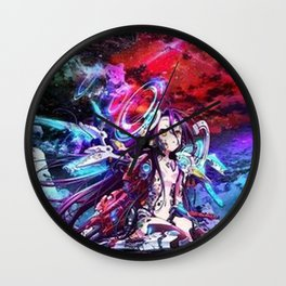 Anime Wall Clock