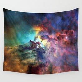 Lagoon Nebula Wall Tapestry