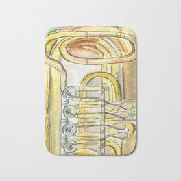 Tuba Tubs Bath Mat