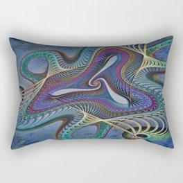 Textured Gnarl Rectangular Pillow