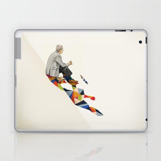 Walking Shadow, Lunch Laptop & iPad Skin