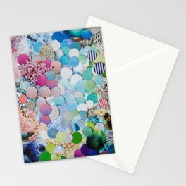 Blueberry Garden Stationery Cards