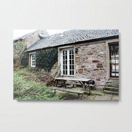 cottage Metal Print