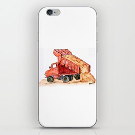 Dump Truck iPhone Skin