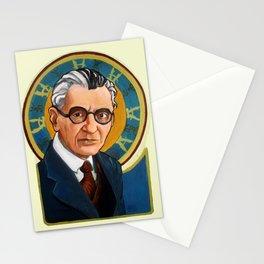 Kurt Gödel Stationery Cards