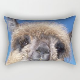 Mama Lama Rectangular Pillow