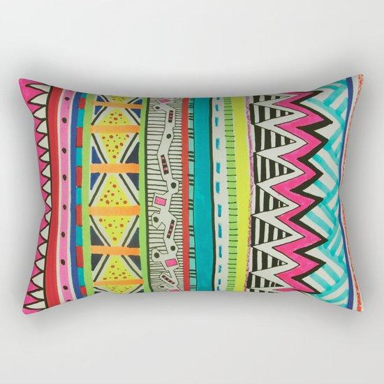 VIVID EYOTA Rectangular Pillow