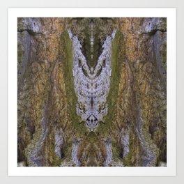 Spiegel im Spiegel III Art Print