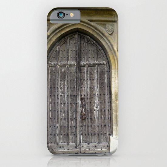 The Church Door iPhone & iPod Case