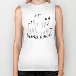 Blind River Birds Biker Tank