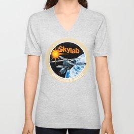 Skylab Program Unisex V-Neck
