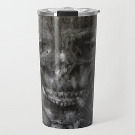 Death Smokes Travel Mug