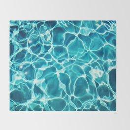 Pool Me Throw Blanket