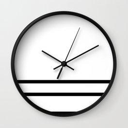 A classic Look - Nordic Wall Clock