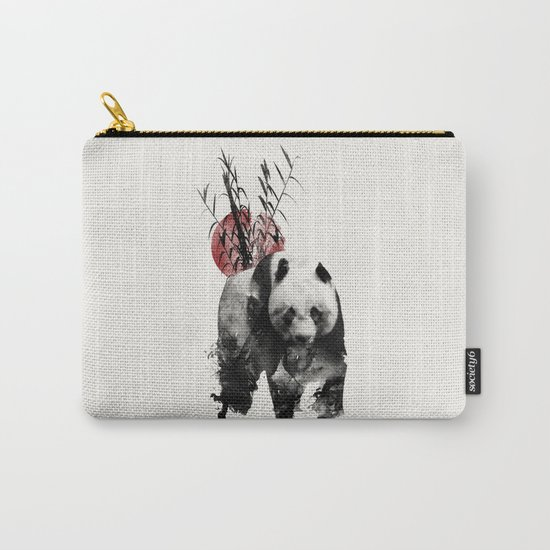 Rising Sun Panda Carry-All Pouch