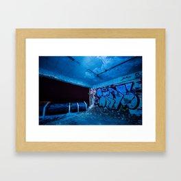 Smode Framed Art Print