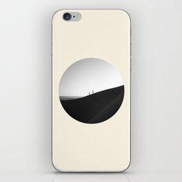Zen Minimalist Desert Dune iPhone Skin
