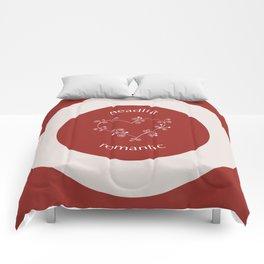 Deadlift Romantic Comforters