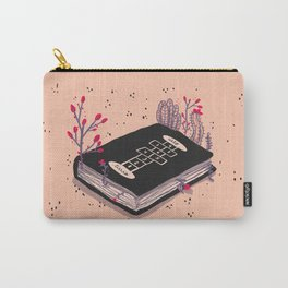 my favorite book Carry-All Pouch