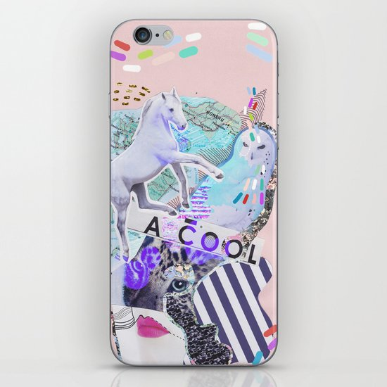 MAGIC WONDERLAND iPhone & iPod Skin