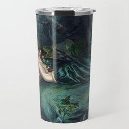 Dante Gabriel Rossetti - The Day Dream Travel Mug