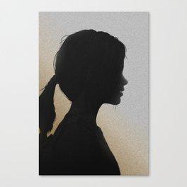 Ellie - Headshots #7 Canvas Print