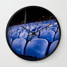 Goodison seating Wall Clock