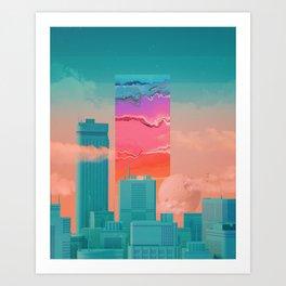 Buenos Hi-Res Art Print