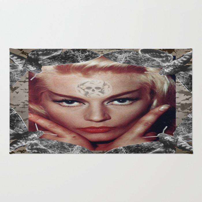 Spooky Witch - Femme Fatale - Anita Ekberg Rug