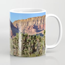 Cedar_Pocket, Virgin_River_Gorge, AZ Coffee Mug
