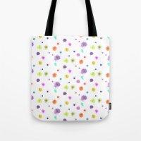 nori Tote Bags featuring NORI by LAUREN WALKER