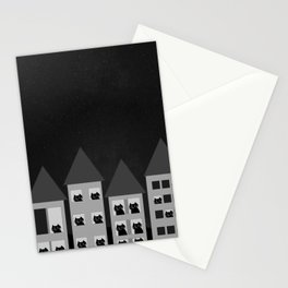 cats 413 Stationery Cards